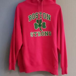 Boston Strong thick sweatshirt size XL